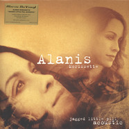 Alanis Morissette - Jagged Little Pill Acoustic Clear Vinyl Edition