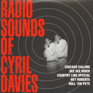 Cyril Davies And His Rhythm And Blues All Stars - Radio Sounds Of EP