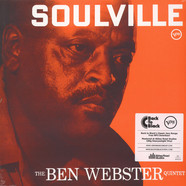Ben Webster - Soulville Back To Black Edition