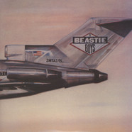 Beastie Boys - Licensed To Ill Clear Vinyl Edition