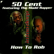 50 Cent - How To Rob feat. Madd Rapper
