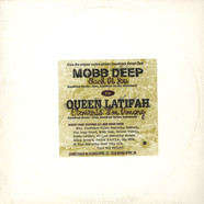 Mobb Deep / Queen Latifah - Back At You / Elements I'm Among