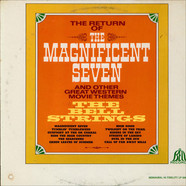 The Bell Strings - The Return Of The Magnificiant Seven And Other Great Movie Picture Themes