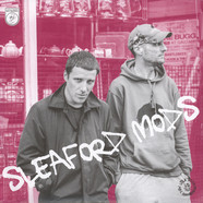 Sleaford Mods - Tied Up In Nottz / Fear Of Anarchy Black Vinyl Edition