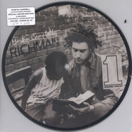 Martin Campbell & Hi-Tech Roots Dynamics - Richman Picturedisc Edition