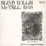 Blind Willie McTell - 1940 - The Legendary Library Of Congress Sessi
