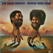 "Billy Cobham / George Duke Band, The - ""Live"" On Tour In Europe"