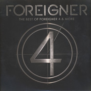Foreigner - The Best Of 4 And More Black Vinyl Edition