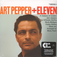 Art Pepper & Eleven - Modern Jazz Classics Back To Black Edition