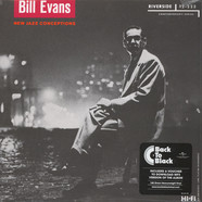 Bill Evans - New Jazz Conceptions Back To Black Edition