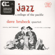 Dave Brubeck Quartet - Jazz At The College Back To Black Edition