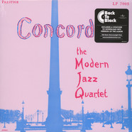 Modern Jazz Quartet, The - Concorde Back To Black Edition