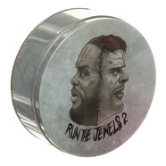 Run The Jewels (El-P + Killer Mike) - Blockbuster Night Popcorn Tin