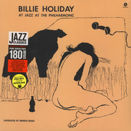 Billy Holiday - At Jazz At The Philharmonic