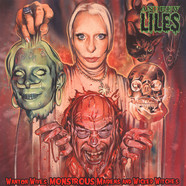 Andrew Liles - Wanton Wives, Monstrous Maidens And Wicked Witches
