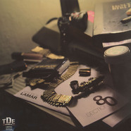 Kendrick Lamar - Section 80 Colored Vinyl Edition