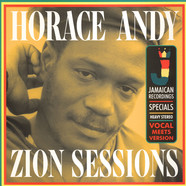Horace Andy - Zion Sessions