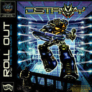 MC D-Stroy - Roll Out / The Show Must Go On