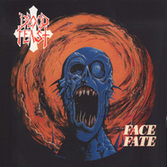 Blood Feast - Face Fate Black Vinyl Edition