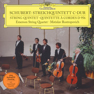 Emerson String Quartet / Rostropovitch - Streichquintett in C D956