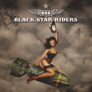 Black Star Riders - The Killer Instinct Black Vinyl Edition