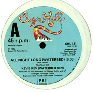 Kevie Kev (Waterbed Kev) - All Night Long