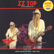 ZZ Top - Lowdown: Live At The Capitol Theatre, New Jersey, NY - June 15, 1980