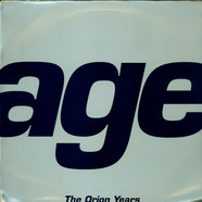 Age - The Orion Years