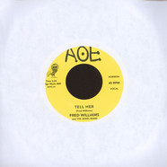 Fred Williams - Tell Her