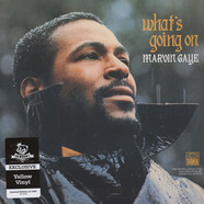 Marvin Gaye - What's Going On Yellow Vinyl Edition