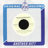 Clive Wilson & The Skatalites / Federal Singers - One Ska, One Ounce Of Weed, One Beer / Love Is All I Have
