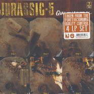 Jurassic 5 - Quality Control / Jarass Finish First