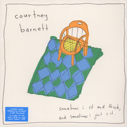 Courtney Barnett - Sometimes I Sit And Think,And Sometimes.