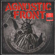 Agnostic Front - The American Dream Died Black Vinyl Edition