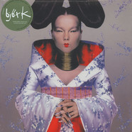 Bjork - Homogenic Green Vinyl Edition