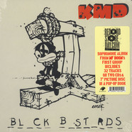KMD - Bl_ck B_st_rds Deluxe Pop Up Book Edition