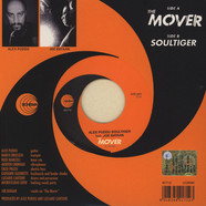 Alex Puddu Soultiger - The Mover / Soultiger