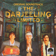 V.A. - OST The Darjeeling Limited Green Vinyl Edition