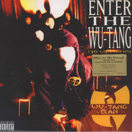 Wu-Tang Clan - Enter The Wu-Tang (36 Chambers) Clear Vinyl Edition