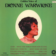 Dionne Warwick - Golden Voice Of Dionne Warwicke