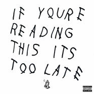 Drake - If You're Reading This It's Too Late Clear Vinyl Edition