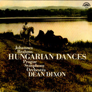 Johannes Brahms, Prague Symphony Orchestra, The, Dean Dixon - Hungarian Dances
