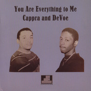 Cappra And Devoe - You Are Everything To Me