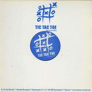 Sid Dithers And Johny La Rue - The Exercise Mask EP