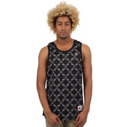 Undefeated - Stinger Mesh Tank Top