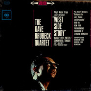 "Dave Brubeck Quartet, The - Music From ""West Side Story"" And Other Works"