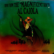 "Al Caiola - Theme From The ""Magnificent 7 Ride"" 73"