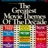 Enoch Light - The Greatest Movie Themes Of The Decade 1964/1974