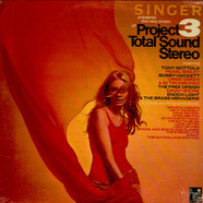 V.A. - Singer Presents The New Music Of Project 3 Total Sound Stereo
