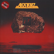Alcatrazz - No Parole From Rock N Roll Limited Edition Red Vinyl
